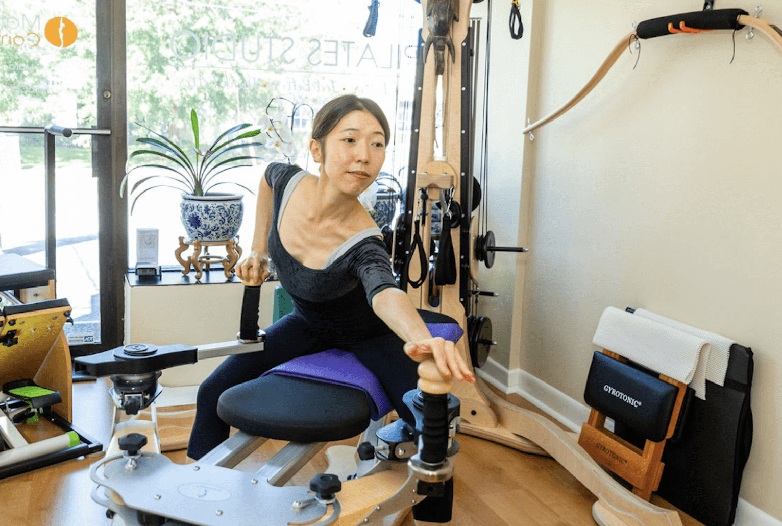 Gyrotonic Method, Pilates, Mara Core Conditioning